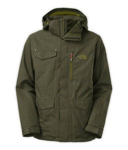 THE NORTH FACE MANTEAU ISOLÉ GATEKEEPER GORE-TEX HOMME (XL)