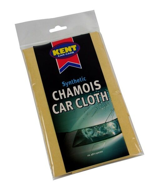 Synthetic Chamois Leather - 2 Square Foot - Bagged KENT IC111