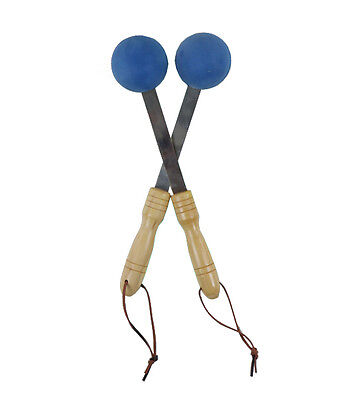 Bongers Handheld Percussive Massage Therapy & Trigger Point Tools - 1 Pair - Handheld Massage Tool