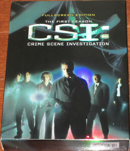 CSI Les Experts...saison # 1 en DVD