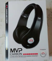 Monster MVP Carbon Gaming HeadPhones