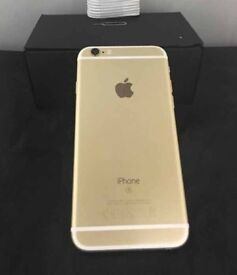 Apple iPhone 6s - 16 GB - Gold (Unlocked) EXCELLENT CONDITION