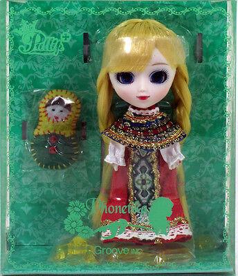 "Jun Planning Groove LP-414 LITTLE PULLIP PHONETIKA Doll 4.5"" NIP mini"