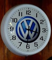 VW quartz clock