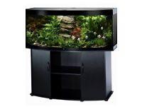 Jewel Vision 450 Aquarium (Black) inc Cabinet