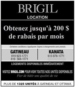 Beau condo 2 c.c. secteur tranquille Gatineau Ottawa / Gatineau Area image 8