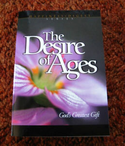 DESIRE OF AGES (book)-The Life of Jesus