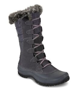 The North Face Winter boots (slightly used)
