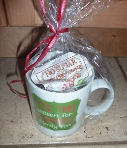NEW mug 'Tis The Season For Forced Family Fun' Kitchener / Waterloo Kitchener Area image 1