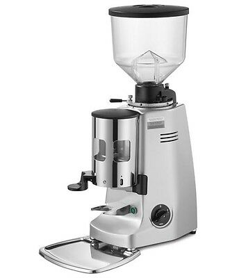 Mazzer Major Timer Espresso Grinder - Silver New Authorized Seller