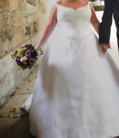 Plus Size Wedding Dress -  ** INCREDIBLE PRICE ***