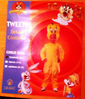 Costume Tweety for Toddler 2 - 4 yo - completely new!