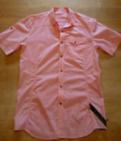 Chemise mode manches courtes (Gr: Small)