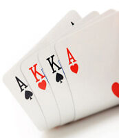 poker games , 1/3 No Limit HOLD'EM , high hand every 2 hrs ,