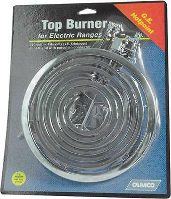 """Camco 00193 9"""" Inch Oven Stove Range Top Burner Ge And Ho..."""