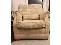 Super snug arm chair for sale - £50 O.n.o