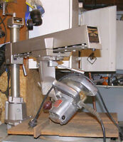 Shopmate Radial Arm Saw 7in