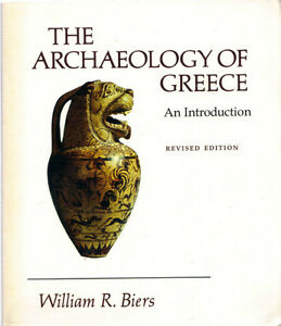 The Archeology of Greece - William Biers West Island Greater Montréal image 1