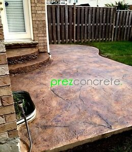 BOOK NOW! METICULOUS QUALITY CONCRETE DRIVEWAYS+PATIOS+SIDEWALKS Kitchener / Waterloo Kitchener Area image 4