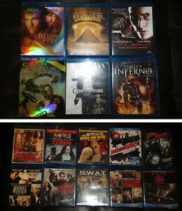 Collection de films Blu Ray / Blu ray movie collection West Island Greater Montréal image 4