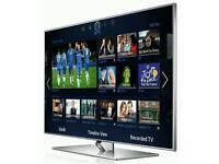 """SAMSUNG 46"""" LED 3D SMART TV"""