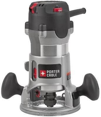 NEW PORTER CABLE 892 ELECTRIC FIXED BASE 2.25 HP 12 AMP ROUT