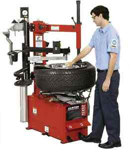 Oil changes & Tire change/Wheel balancing
