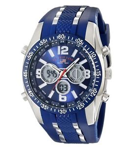 New Blue Polo watch still in the box West Island Greater Montréal image 1