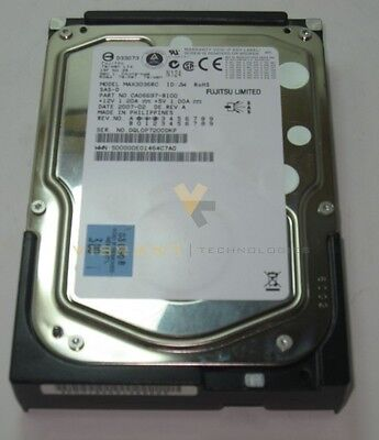 73 Gb Festplatte (73GB SCSI HP/IBM MAP3735NC 80-PIN Festplatte generalüberholt)
