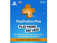 PSN PLUS ONLINE MEMBERSHIP £20! Limited Time Only!