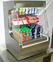 USED MINIME30 GRAB AND GO REFRIGERATED COOLER