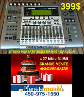 VENTE Enregistreur digital STUDIO BOSS BR1600 graveur intégré