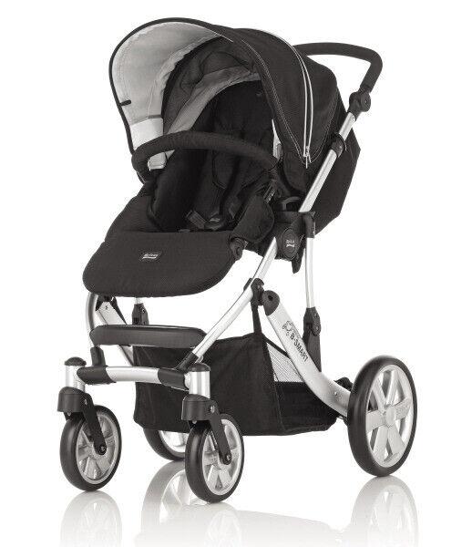 Britax B-Smart pushchair pram stroller | in Sutton, London ...