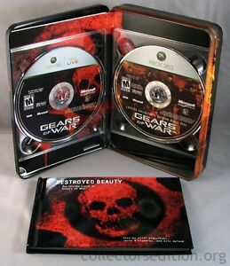 Gears Of War Collectors Edition!