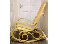 Bentwood rocking chair