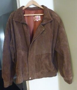 Leather jacket from the 80s, men's XL Kitchener / Waterloo Kitchener Area image 1