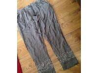 Girls trousers by Next, age 8