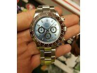 Rolex Daytona men wrist watch