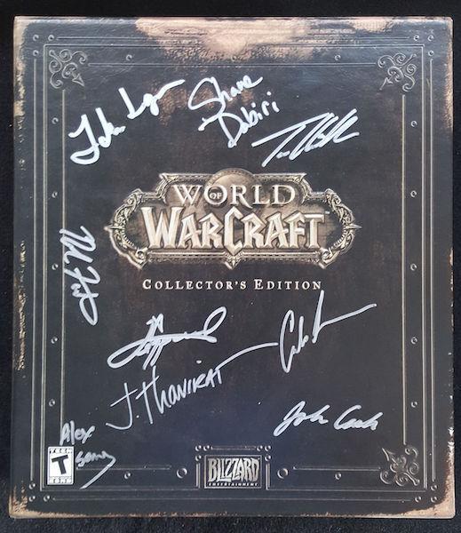 Die Collector's Edition von 2004 ist die Zierde jeder WoW-Sammlung. (© Blizzard)