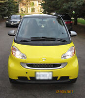 2008 Smart Fortwo Coupe (2 doors)