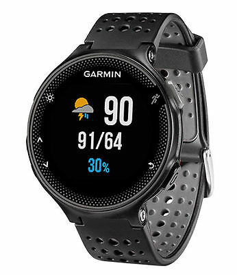 Garmin Forerunner 235 GPS Running Watch - Black & Grey