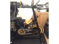 Bodymax spinning/exercise bike