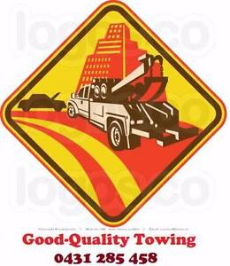 Good-Quality Towing  East Perth Perth City Area Preview