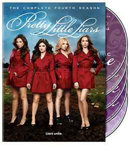 Your Guide to 'Pretty Little Liars' Books and DVDs