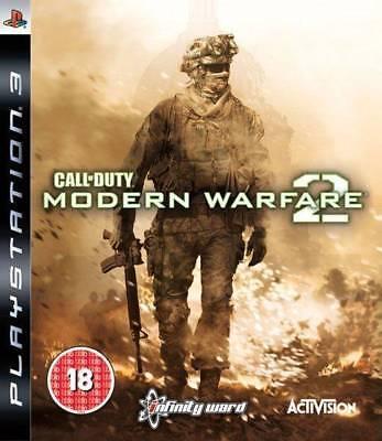 Call of Duty Modern Warfare 2 | PlayStation 3 PS3 New
