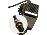Coffin Mic 4 Pin Plug Cybernet Wiring