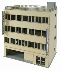 Sankei-MP01-98-Building-C-1-220-Z-scale