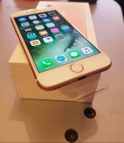 iphone 7 rose gold 32gb in east end glasgow gumtree. Black Bedroom Furniture Sets. Home Design Ideas