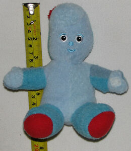 Plush Iggle Piggle Toy from in the Night Garden London Ontario image 2