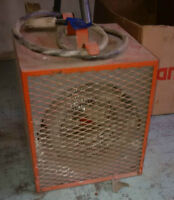 Industrial electric (220) heater